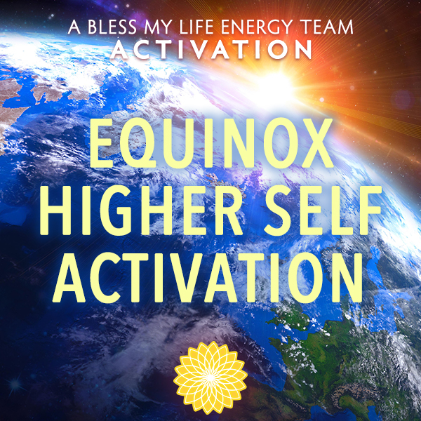 Equinox Higher Self Activation
