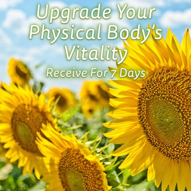 Upgrade Your Physical Body's Vitality
