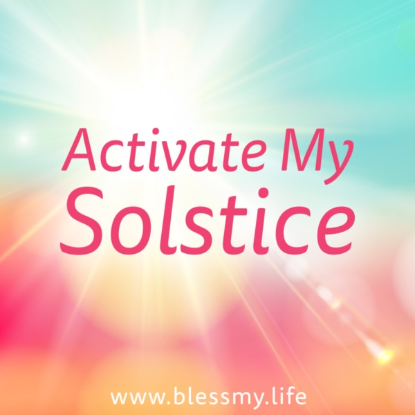 Activate My Solstice